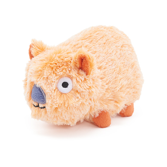 Photograph of BarkBox's Yobbo Wombat product