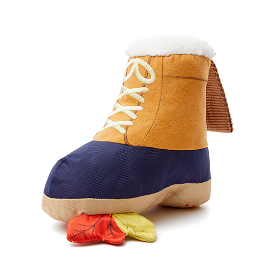 Photograph of BarkBox's Barkwoods Boot product
