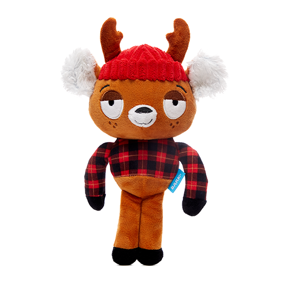 Photograph of BarkBox's The Deer Hunter product