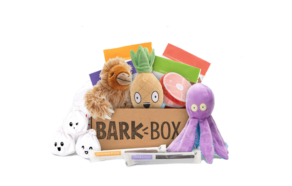 Best of BarkBox themed BarkBox