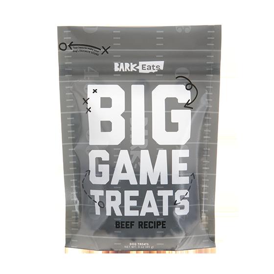 Photograph of BarkBox's Big Game Treats - Beef product