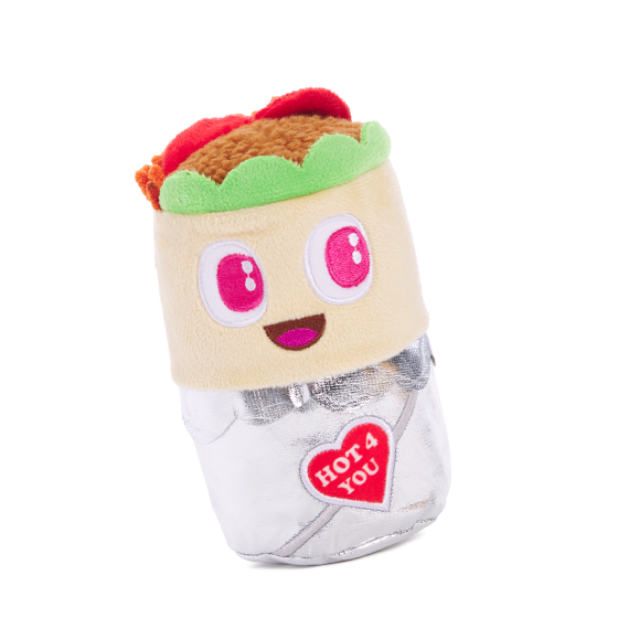 Photograph of BarkBox's Bae Rito product