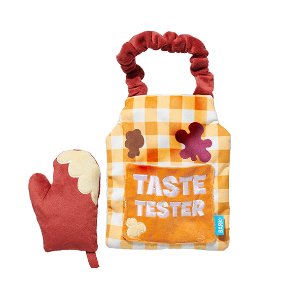 Photograph of BarkBox's Lickin' Kitchen Set product