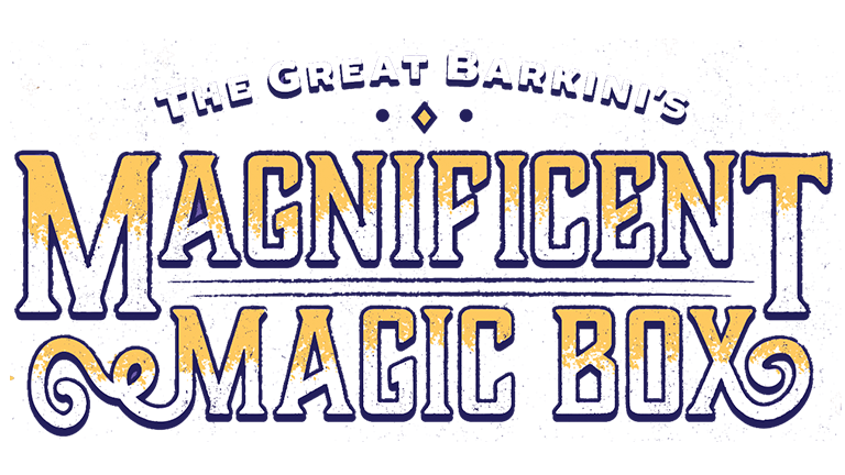 The Great Barkini's Magnificent Magic Box