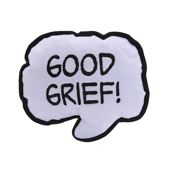 Photograph of BarkBox's Good Grief! product