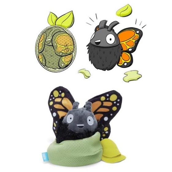Photograph of BarkBox's Mutta Morphing Butterfly product