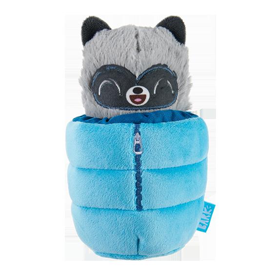 Photograph of BarkBox's Nap Bandit product