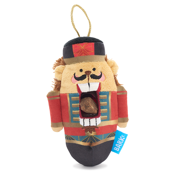 Photograph of BarkBox's Nikolai the Nutcracker product