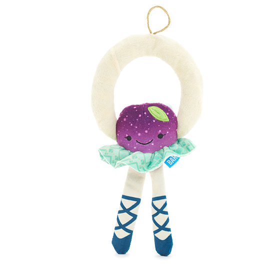 Photograph of BarkBox's Paulina the Sugar Plum Fairy product